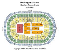 Hersheypark Arena Tickets In Hershey Pennsylvania