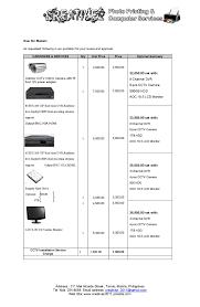 Cctv Proposal Document Expert Sample Cctv Proposal Letter Valid Cctv
