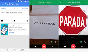 ich verstehe dich nicht aplicaciones para traducir texto de otros idiomas con la cámara