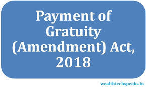 Gratuity Chart Abstract Hanging Chart Of Payment Of Gratuity Act