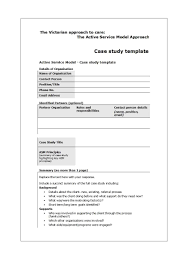 Case Study Research Design And Methods Pdf Free Download 49 Free Case Study Templates Case Study Format Examples