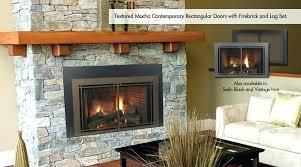 gas log fireplace insert vented gas log fireplace home hearth gas inserts vented gas fireplace insert