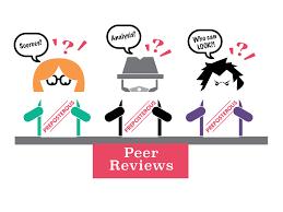 Peer Reviews Editor Of Scholarly Journal Talks Peer Review Process Vanguard