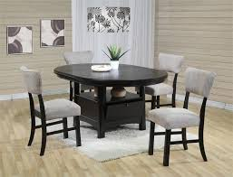 casual dining room ideas round table. dining table with storage for chairs casual room ideas round i