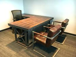 industrial style office furniture. Industrial Office Decor Amazing Modern Furniture Of Best Desk Ideas . Style