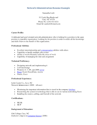 Download College Administration Sample Resume