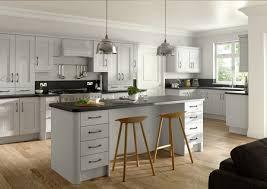 gray shaker cabinet doors. Dove Grey Luxury Shaker Doors Gray Cabinet A