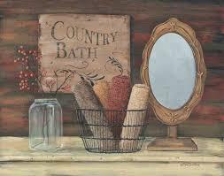 Image Rustic Bathroom Image Of Primitive Bathroom Wall Decor Ideas Knowwherecoffee Primitive Country Bathroom Wall Decor Great Inspiration Of Country