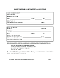 Subcontractor Contract Sample Printable Agreement Template ...