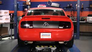 mustang led sequential tail light kit splice in 05 09 all review