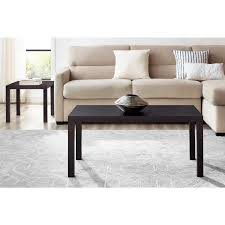 dhp parsons espresso end table 5199096 the home depot square coffee tables 5099096 64