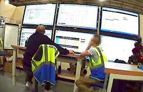 the race against the clock s buzzing warehouse relies on a monitoring system that tracks