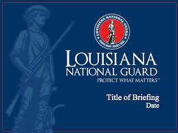 National Guard Powerpoint Templates Lang Powerpoint Louisiana National Guard