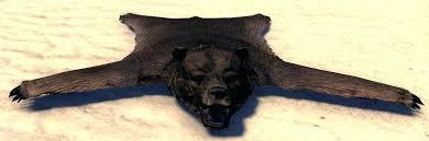 faux fur bear skin rug with head black fashion bearskin fake be faux polar bear skin rug fake fur
