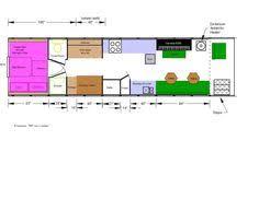 skoolie floor plan. Beautiful Skoolie Design IdeasLots Of Skoolie Floor Plans And Skoolie Floor Plan A