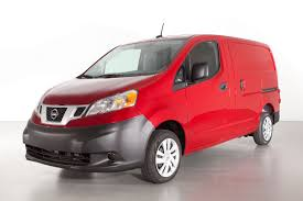 GM Re-Badges Nissan NV200 as the 2015 Chevrolet City Express