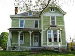 historic exterior paint colorsDecor and paint colors of a Victorian house  SMITH Design