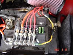vwvortex com overheating and the all famous battery fuse box i dont know if this is what you were looking for but here is what i did after mine melted i haven t had a problem since