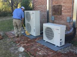 How To Install A Heat Pump Installation Images And Photo Gallery For Hagler Heating Cooling
