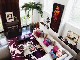 Urban Living Room Bold Modern Living Room Diego Alejandro Rincon Hgtv