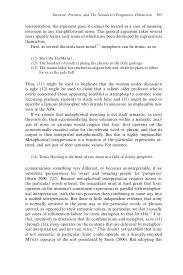 camp sarcasm pretense and the semantics pragmatics distinction no   pragmatic 9