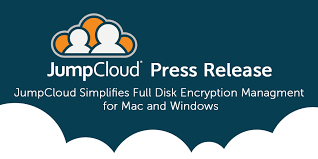 Jumpcloud Simplifies Full Disk Encryption Management For Mac And