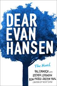Dear Evan Hansen Quotes Custom Dear Evan Hansen The Novel' By Val Emmich Steven Levenson Benj