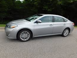2015 Used Toyota Avalon Hybrid 4dr Sedan Limited at Toyota of ...