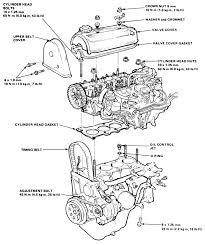 Honda 1 6 vtec engine diagram studioy us rh studioy us honda cr v engine 1 5 l inline 4 cylinder engine