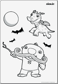 Coloring Pages Nickelodeon Characters New Download And Print For