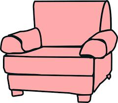 sofa chair clip art. Wonderful Chair Svg Free Stock Furniture Clipart Free Sofa Chair Conceptstructuresllc Com To Chair Clip Art N