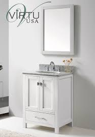 24 Inch Sink Cabinet Caroline Avenue 24 Inch Contemporary Bathroom Vanity Bathroom