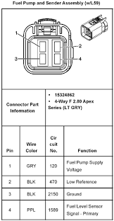 gt fuel pressure the fuel pump relay wiring diagram connector graphic