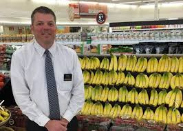 Produce Manager Hilltop Hy Vees Dan Hanson Named Produce Manager Of The