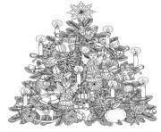 Coloring pages can help them get out of their boring routines, to. Christmas Adults Coloring Pages To Print Christmas Adults Printable