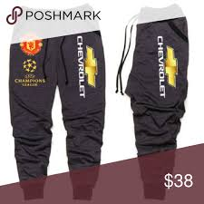 Manchester United Champions League Jogger Sweats Manchester