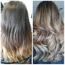 Caramel Shadescanning Caramelhow To Ombre Hairbalage