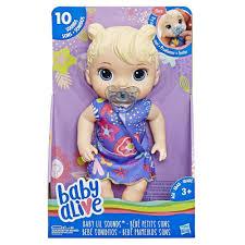 Bé Anna Bé Bỏng - Búp Bê Baby Alive E3690 giảm chỉ còn 349,000 đ