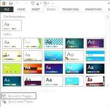 Retrospect Theme Powerpoint 2010 Word Theme Download Rome Fontanacountryinn Com
