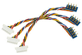 decoder harness 8 pin to 9 pin jst 3 pack dcc 8p9jst content w