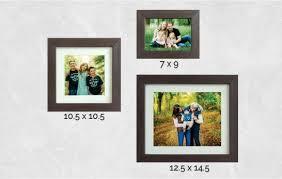 personalised photo frame sample