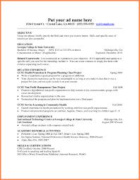 Career Objective For Resume Fresher Teacher 4 Elrey De Bodas