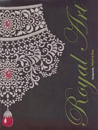 royal art jewellry book