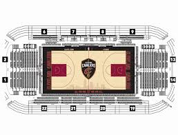 Rocket Mortgage Arena Seating Chart Best Of Cavs Seating Chart By Seat Number Cocodiamondz Com