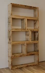 bookshelf made of pallets. bookshelf made of pallets. bookshelf made of  pallets.