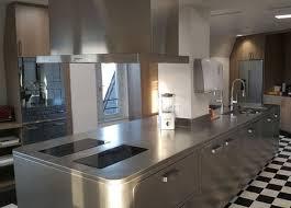 Installation De Hotte Pour Cuisine Professionnelle Optima Energie