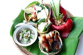 Hotel Isan Taste Of Thailand 4 Regions Thai Set At Dream Hotel Bangkok Now