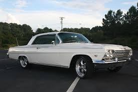 Insane 1962 Chevrolet Impala SS