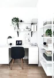 stylish office decor. Stylish Office Decor Download Black And White Lofty Home Ideas