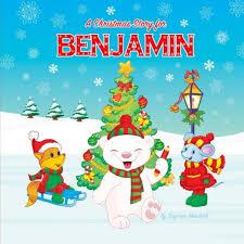 A Christmas Story for Benjamin: Christmas Story & Christmas ...